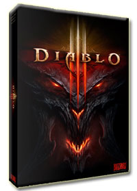 DIABLO 3 III CD-KEY EU (EUROPE)