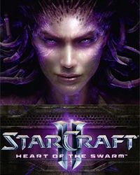 STARCRAFT 2 II (EU/RU) HEART OF THE SWARM (PHOTO)