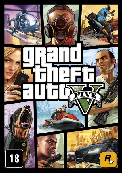 Grand Theft Auto V (GTA 5) Region Free / Multilanguage