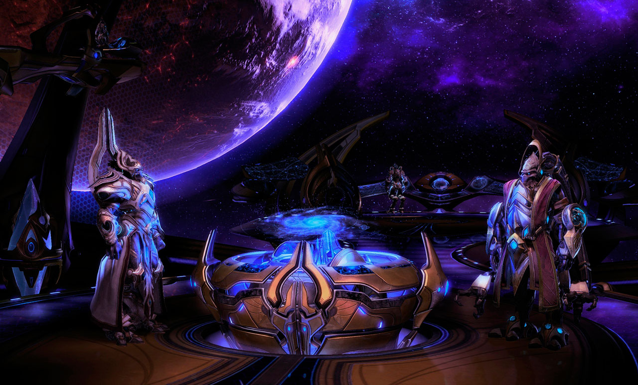 StarCraft II: Legacy of the Void (Battle.net)+Gift