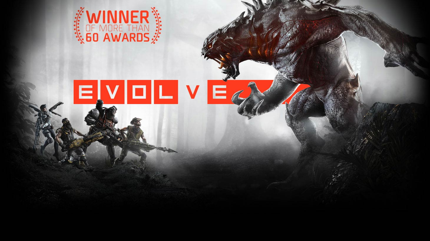 Evolve Digital Deluxe Edition+Season Pass+DLC Ru GiS