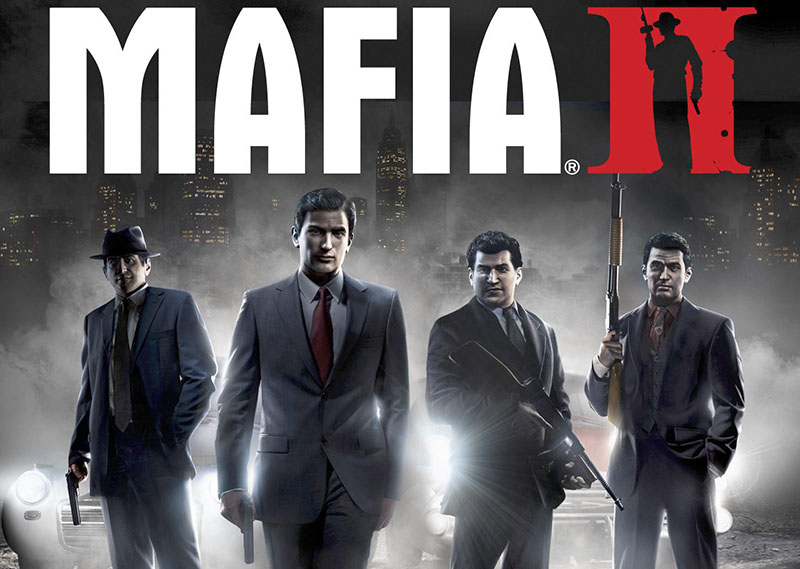 Mafia II: Digital Deluxe Edition (Steam Gift)