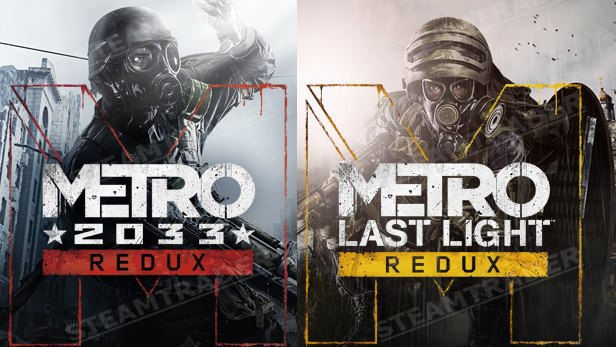 Metro Redux Bundle (Steam Gift)