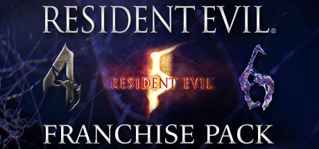 Resident Evil 4/5/6 Franchise Pack (Steam Gift)