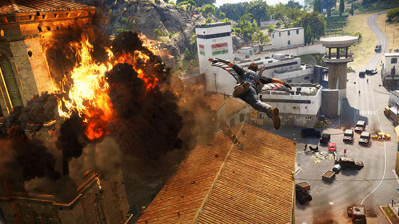 Just Cause 3 + DLC (Steam Key)