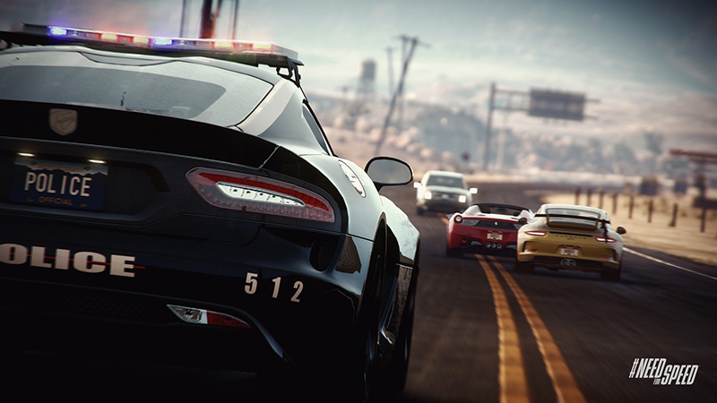 Need for Speed: Rivals. Limited Edition (Origin Key)