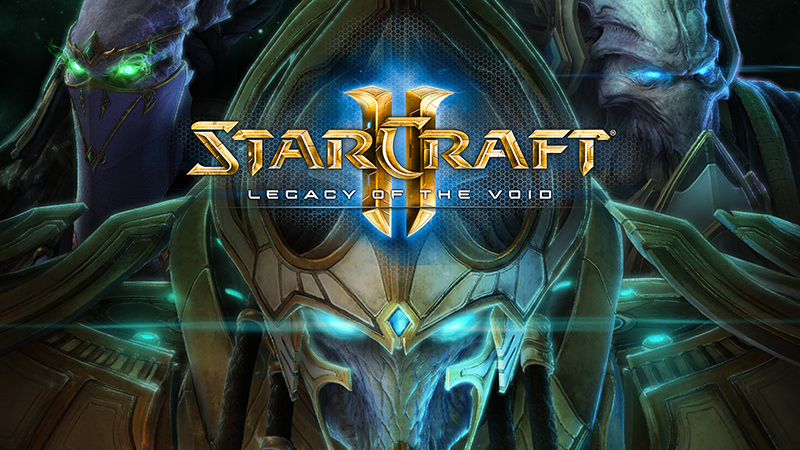 StarCraft 2: Legacy of the Void (Battle.net Key)