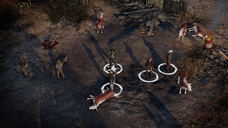 Wasteland 2: Director´s Cut - Classic (Steam Gift)