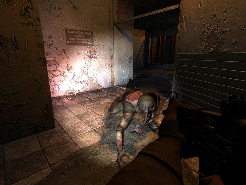 STALKER 2007: Shadow of Chernobyl (Steam Gift)