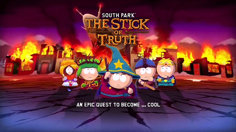 South Park: The Stick of Truth (Steam Gift)