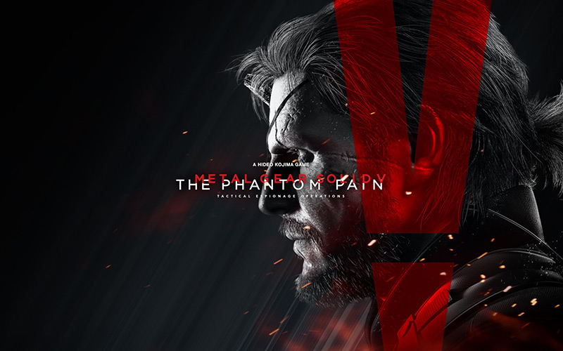 Metal Gear Solid V 5: The Phantom Pain (Steam Gift)