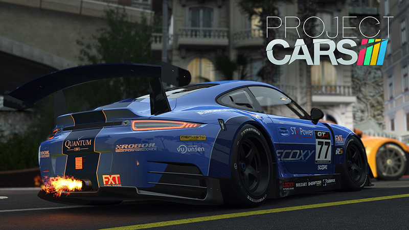 Project CARS (Steam Gift)