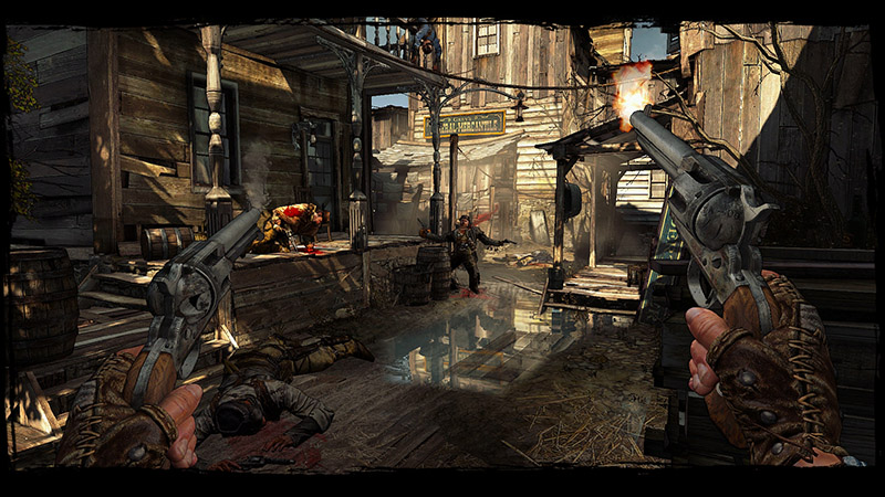 Call of Juarez: Gunslinger (Steam Gift)
