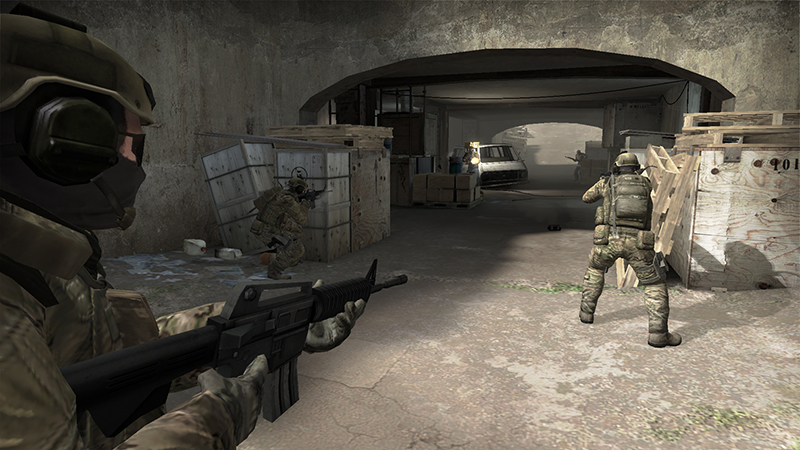 Counter-Strike: Global Offensive (Steam Gift)