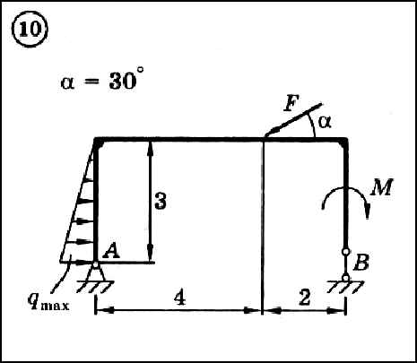 Dievsky V.A. - Solution of task C2 variant 10 (C2-10)