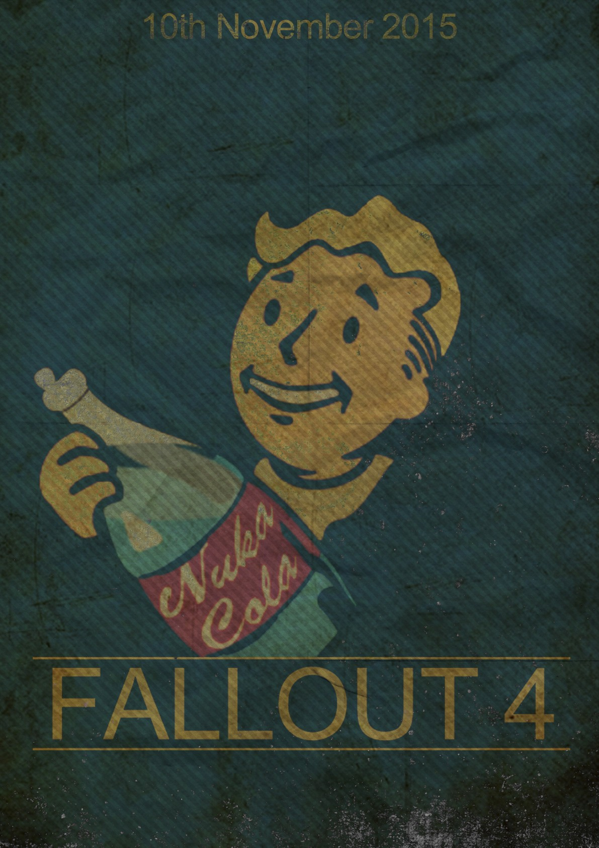 Fallout 4 (RU+CIS Steam gift)