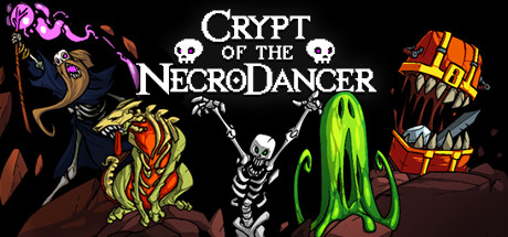 Crypt of the NecroDancer (RU+CIS Steam Gift)