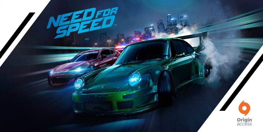 Need For Speed™ 2016 [Origin account]
