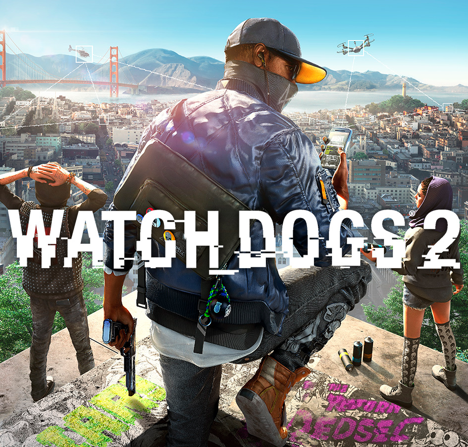 Watch Dogs 2 [Uplay account]