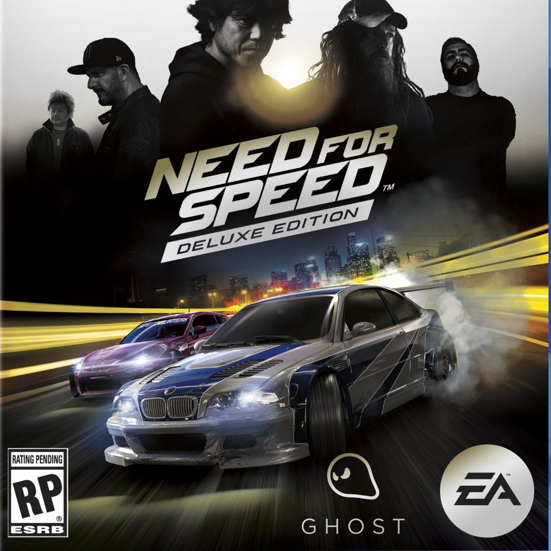Need For Speed™ 2016 Deluxe Edition [Origin account]