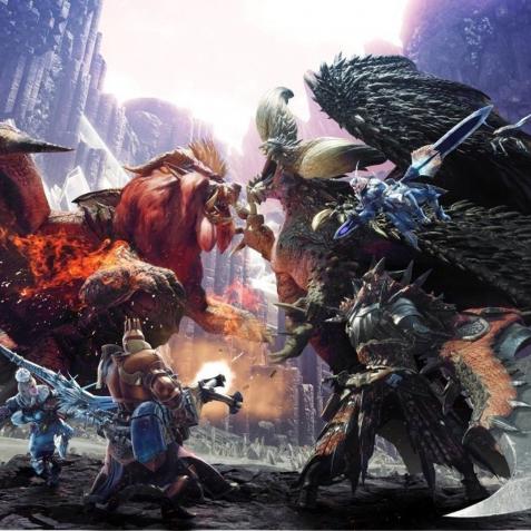 Monster Hunter: World [Offline activation | Multilang] - DenuvoGames ru