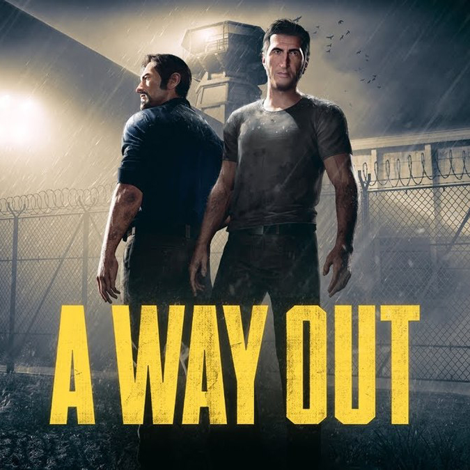 A Way Out [Origin account] Guarantee