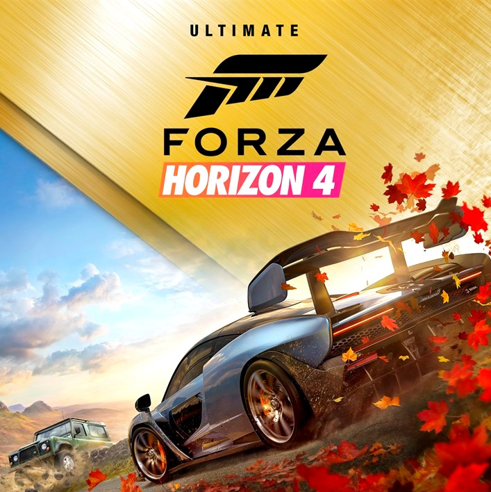 Forza Horizon 4 Ultimate [self-activation]+ Multiplayer