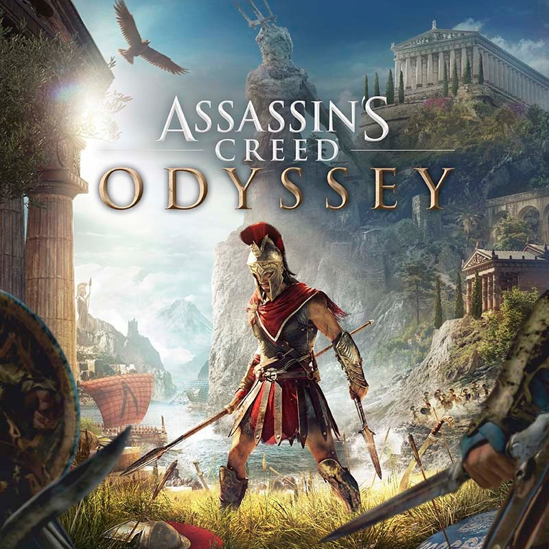 Assassin´s Creed Odyssey[Offline activation] Uplay