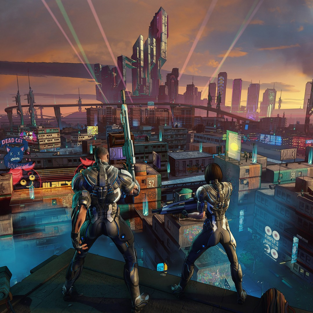 CRACKDOWN 3 + MULTIPLAYER | self-activation