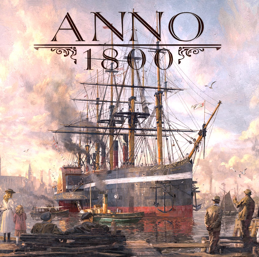 Anno 1800 Deluxe Edition | Uplay Offline - DenuvoGames ru