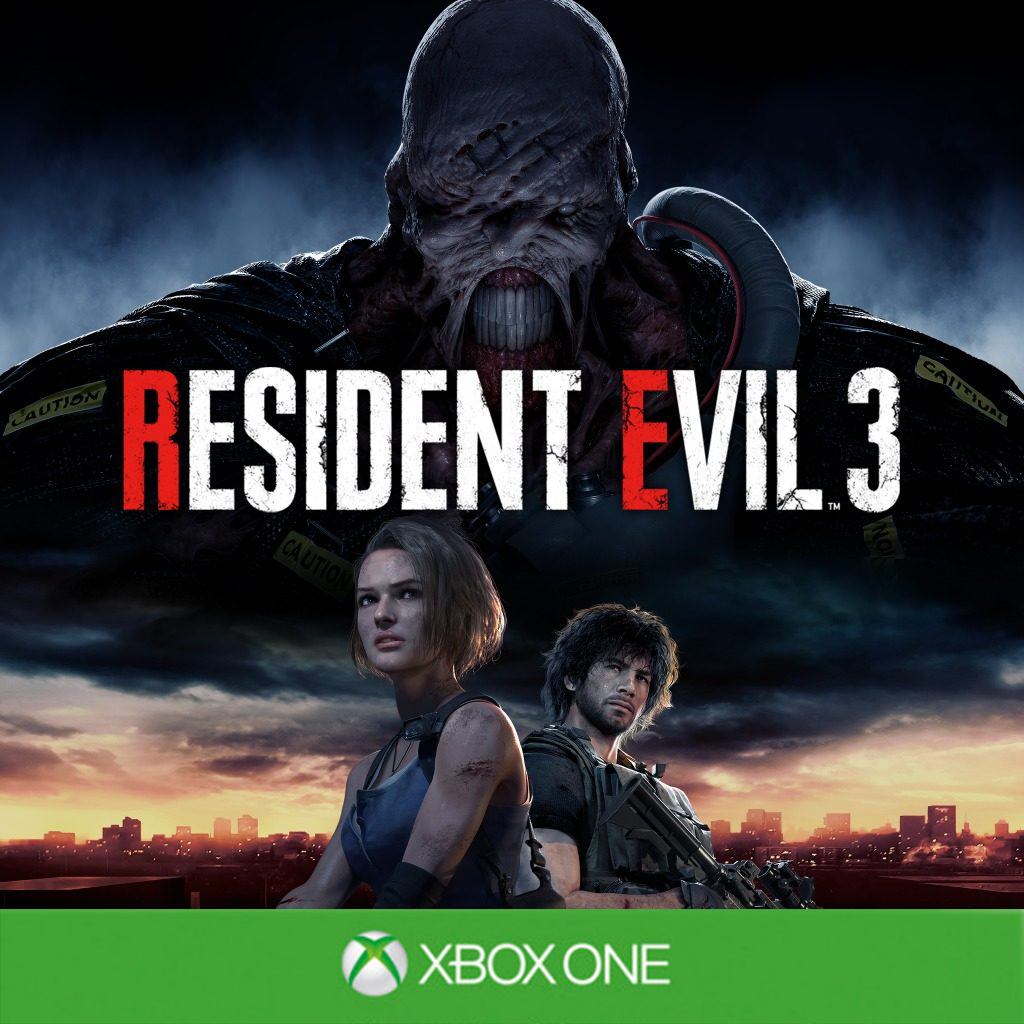 Resident Evil 3 Xbox One | Account