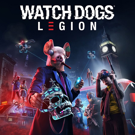 Watch Dogs: Legion (REG FREE) Offline account