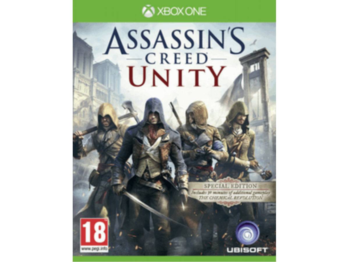 01. ✅ Assassin's Creed Unity XBOX ONE CODE 🔑