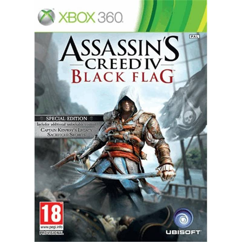 5 игр Assassins Creed XBOX 360