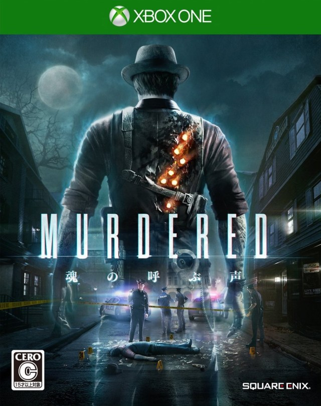 АРЕНДА Murdered: Soul Suspect XBOX ONE