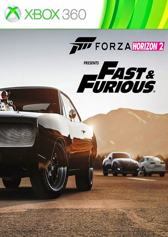 Forza Horizon 2 Presents Fast & Furious XBOX 360