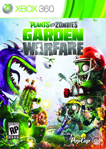 Buy Plants vs Zombies Garden Warfare XBOX 360 and download