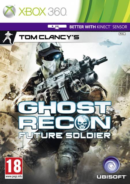 98.  Tom Clancys Ghost Recon: Future Soldier XBOX 360