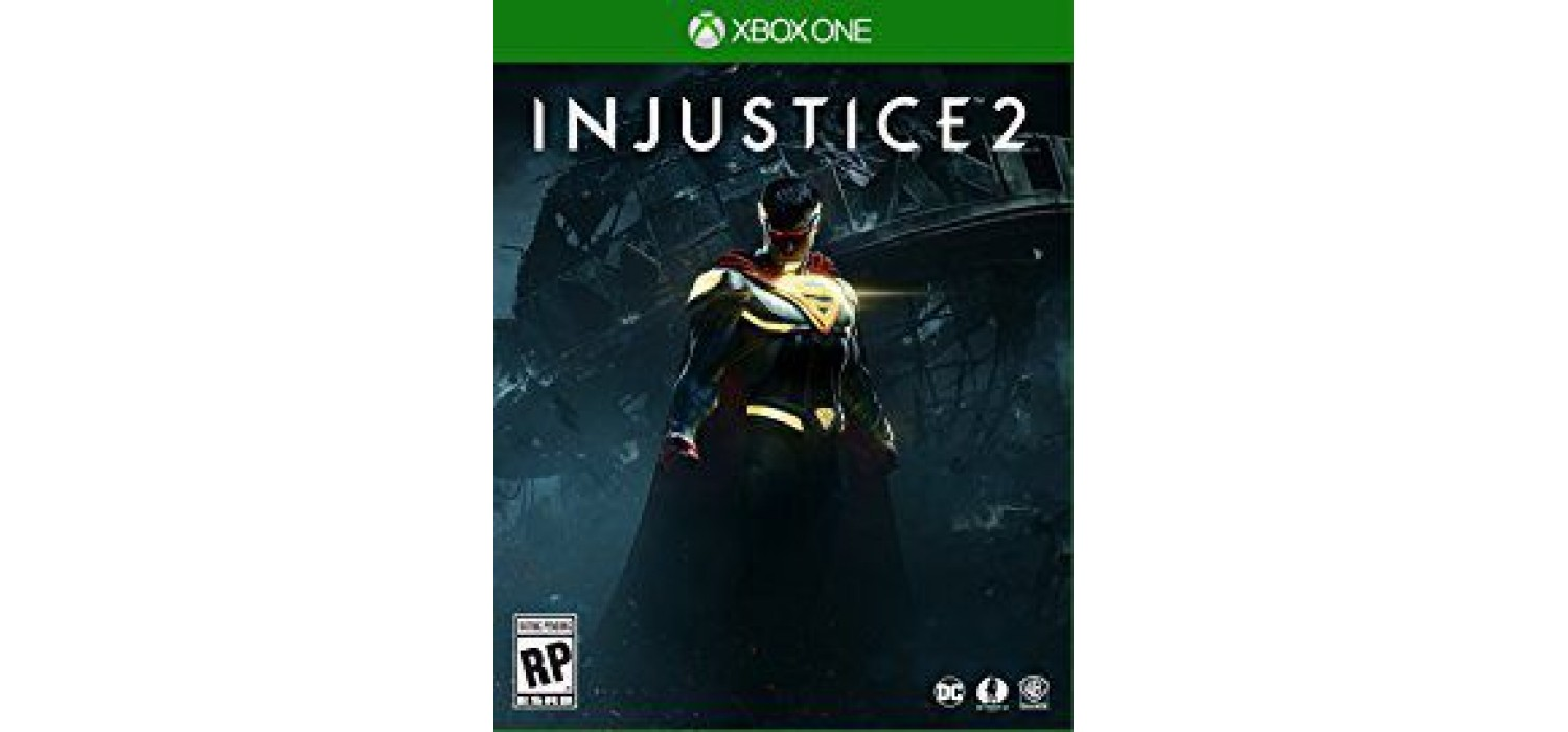 02. Injustice 2 XBOX ONE