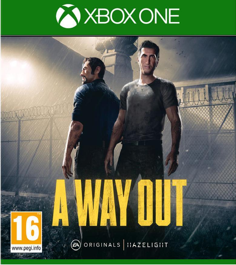 Купить 01. A Way Out XBOX ONE и скачать