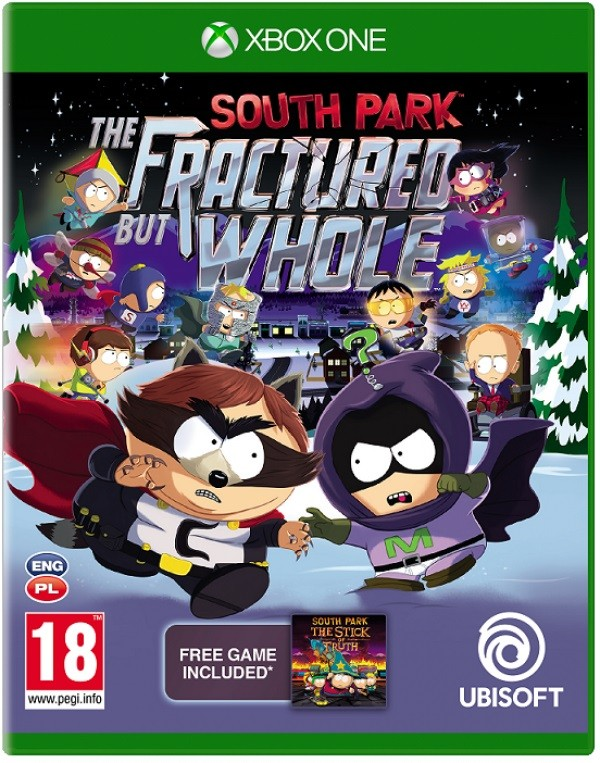 01. South Park The Fractured but Whole XBOX ONE