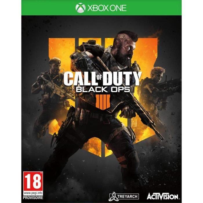 Call of Duty: Black Ops 4 XBOX ONE KEY 2019
