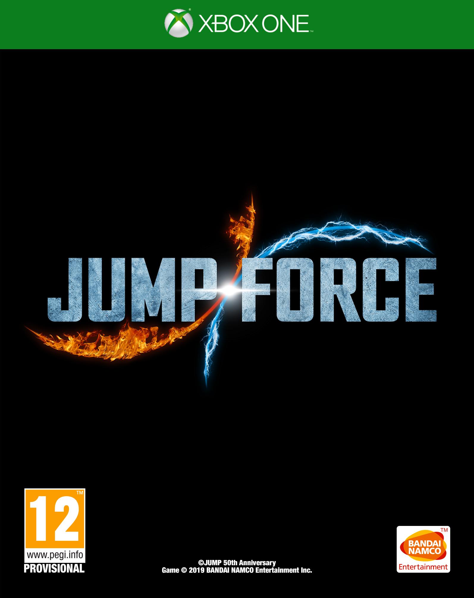 01. Jump Force XBOX ONE 2019