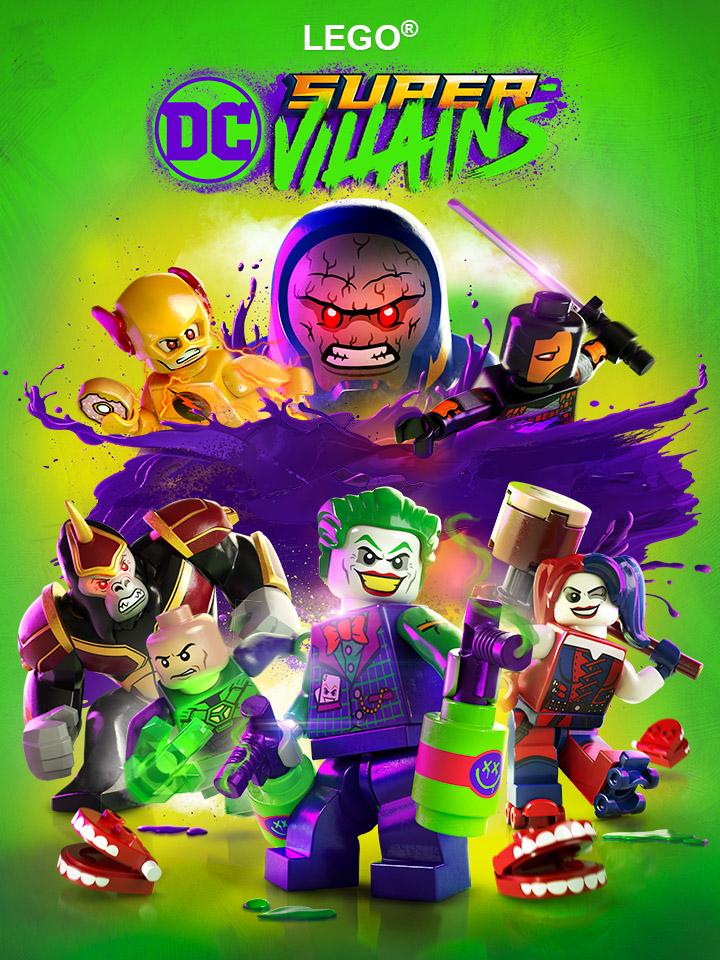 03. LEGO Supervillains DC XBOX ONE 2019