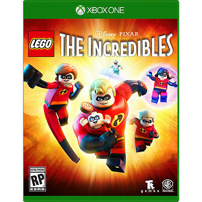 03. LEGO The Incredible XBOX ONE 2019