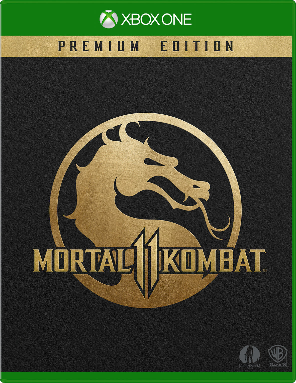 01.  ✅ Mortal Kombat 11 Premium Edition XBOX ONE 🔥🎈🔥