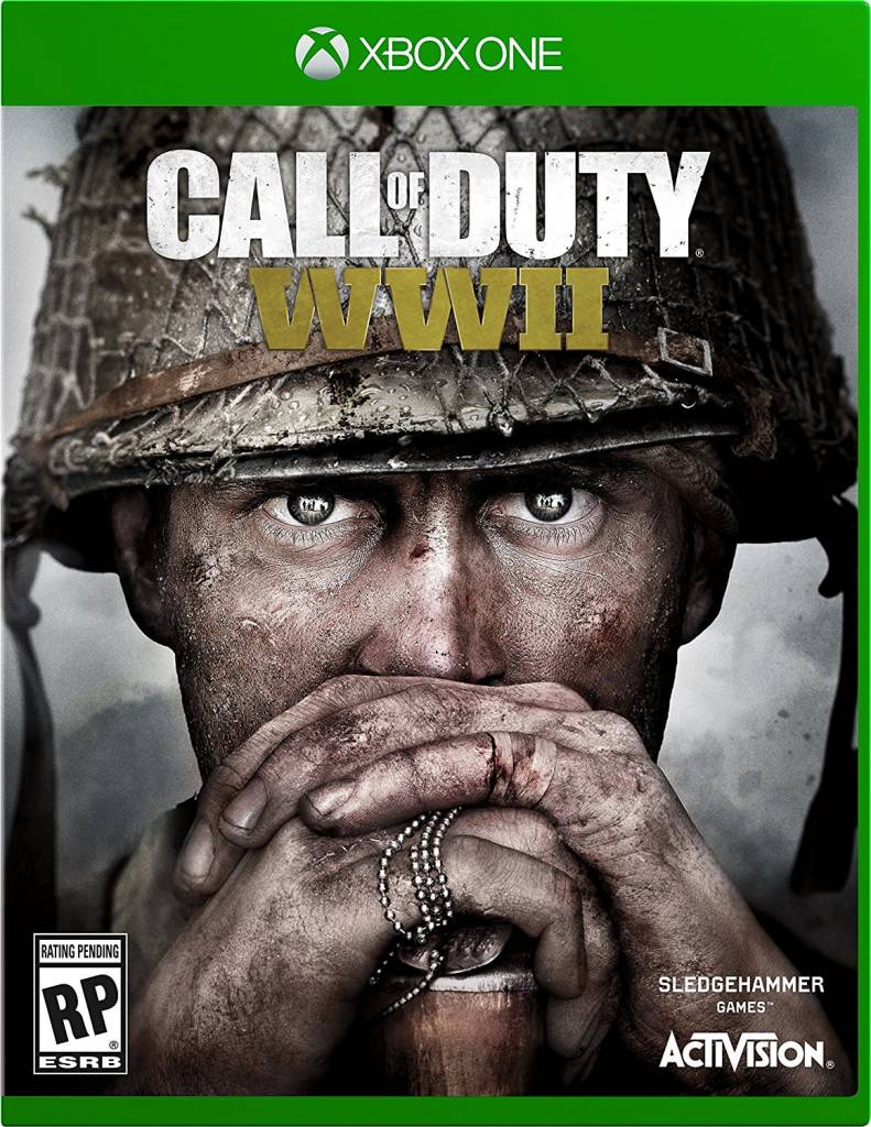 02.  Call of Duty : WWII + Black Ops 3 XBOX ONE