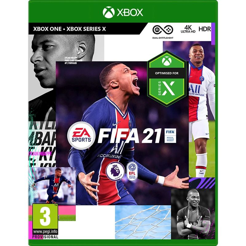 💥 FIFA 21 Standart ⚽ XBOX ONE  Digital code 🔥  🔑  🔥