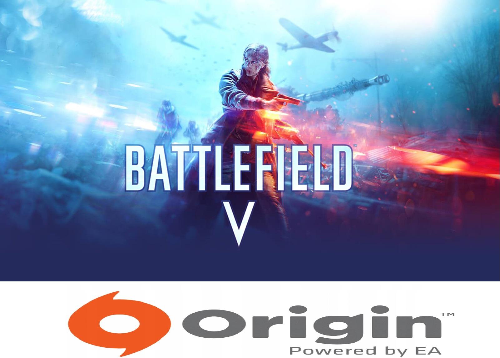 Фотография 01. ✅ battlefield v - key   origin   global edition 🔑