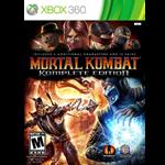 Mortal Kombat + Just Dance 14 + 5 Games XBOX 360